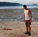 Beach Life at Punta Corazon, Romblon Island