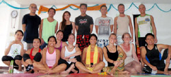 New Year Yoga at Dragonfly Yoga Studio