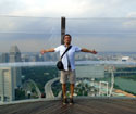 Touring Marina Bay Sands