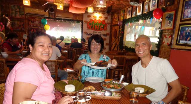 Good Eats with Mel Pangan's Davao Food Tour