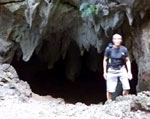 Visting Pangihan Cave of Malay