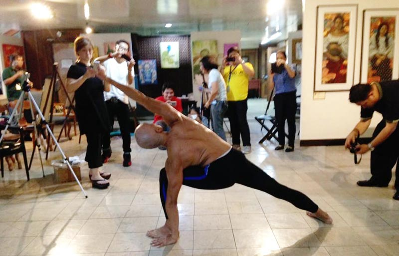 Yoga Modeling