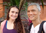 Mass Cremation (Ngaben) in Ubud with Louisa