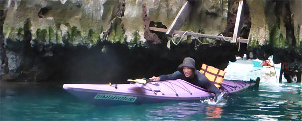 3-Day Circumnavigation of Coron Island by Kayak