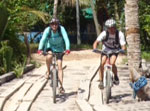 Mountain Biking the Trails of Busuanga with Outback Greg of Tribal Adventures