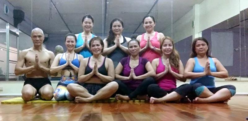 Davao Yoga Scene