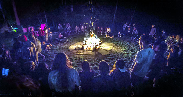 Full Moon Ceremony at Heart Space