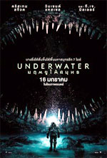 Movie Review: Underwater (2020)