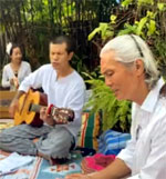 Kirtan with Chiang Mai's Khun Thai Seekers