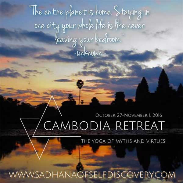 Siem Reap hotels, yoga retreat and hostels