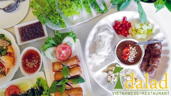 authentic Vietnamese cuisine in Bangkok