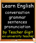 English Teacher by Ceasar