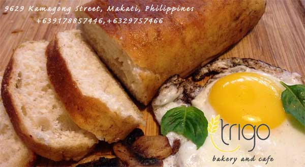 Trigo Bakery and Cafe