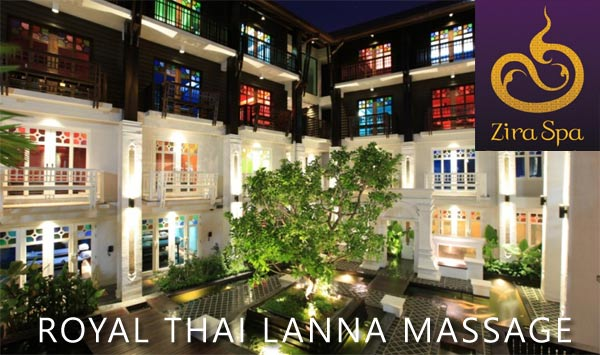 royal thai lanna massage, Chiang Mai