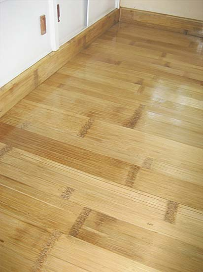 Buglas bamboo institute 100 treated bamboo house and for Engineered wood flooring philippines