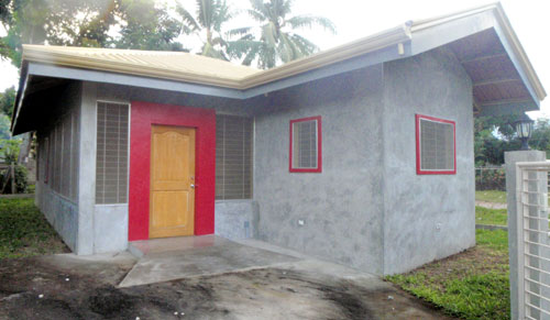 One bedroom house and lot for sale dumaguete negros for 1 bedroom house for sale